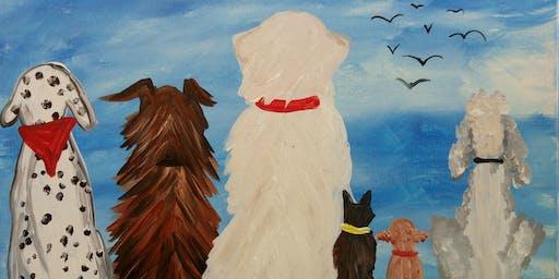 Public Fundraiser for Golden Retriever Freedom Rescue, Sun Oct 20th 1:30pm $40