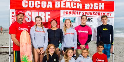 Cocoa Beach Surf Team Meet and Greet Gathering