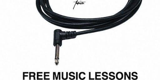 FREE MUSIC LESSONS GRADES 6-12