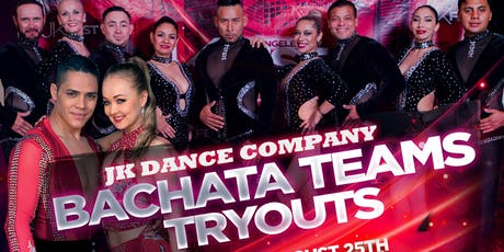 Bachata Teams Tryouts  JKDANCE CO tickets