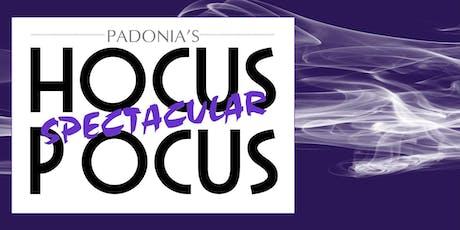 HOCUS POCUS Halloween Spectacular at PADONIA tickets