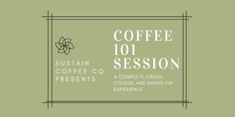 Coffee 101 @ Coffee Central tickets