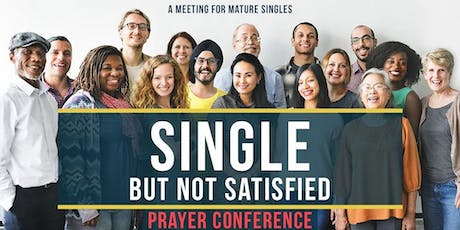 Singles Prayer Conference  tickets