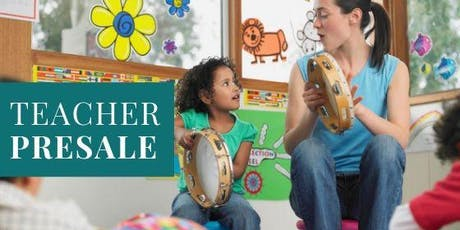 Teacher/Day Care Presale - JBF Roseville Fall 2019 Event $2 Admission (paid at the door) tickets