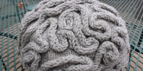 Knit Yourself Happy: Learn how knitting can help you craft a better brain  tickets