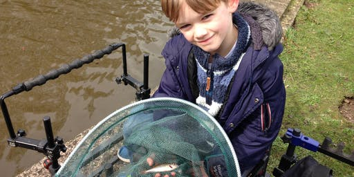 Free Let's Fish! Hayes Festival - Learn to fish sessions