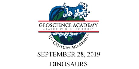 Olathe Geoscience Kids Day Out: Dinosaurs tickets