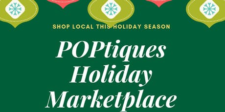 POPtiques Holiday Marketplace tickets