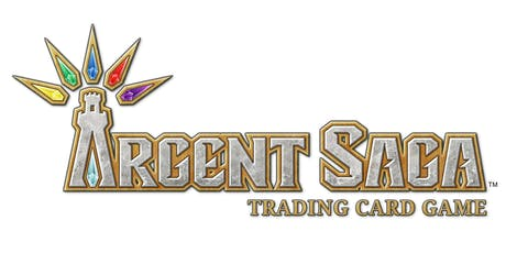 Argent Saga TCG: Weekly Play tickets