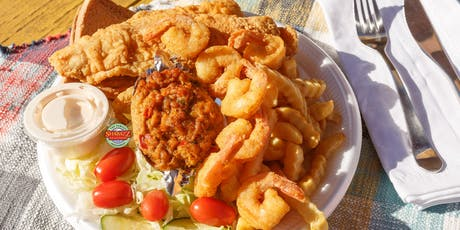 Shabazz Seafood Festival: Labor Day Weekend 2019 tickets