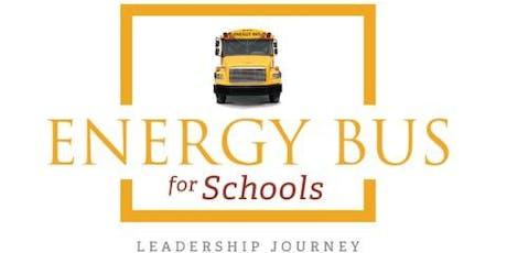 Energy Bus for Schools Leadership Tour -- El Paso tickets