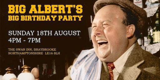 Big Albert's Big Birthday Party (Graham Moffatt star of the Will Hay Films)