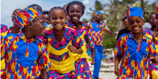 "The Singing Children of Africa ""WONDERFUL"" 2019 Tour"