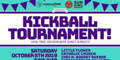 VFL 1st Annual Kickball Tournament tickets