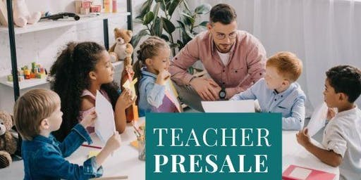 Teacher/Day Care Presale - JBF Elk Grove $2 Admission (paid at the door)