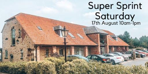 Super Sprint Saturday