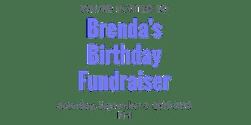 Brenda's Birthday Fundraiser