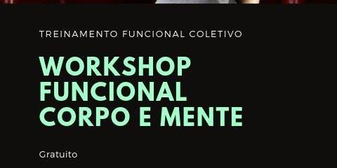 Workshop Funcional-Corpo e mente