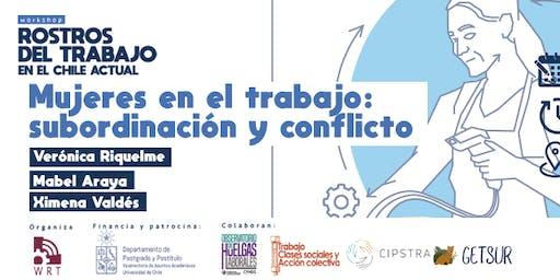 Sesión 3 - Mujeres en el trabajo: Subordinación y Conflicto