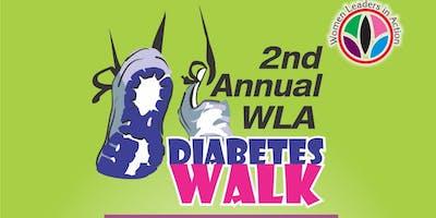 2nd Annual WLA DIABETES WALK
