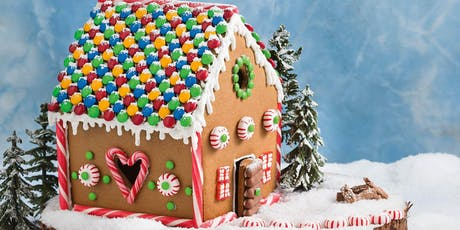 2hr Gingerbread House Decorating Workshop tickets
