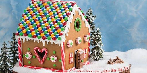 2hr Gingerbread House Decorating Workshop