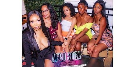 SUN:Afro Soca Sundays|SUYA|FREE ENTRY|$5 RumPunch|$15 Hookah|$10 Jack @DCAfroCaribbean tickets