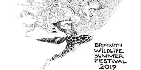 Brooklyn Wildlife Summer Festival Pass 2019 tickets