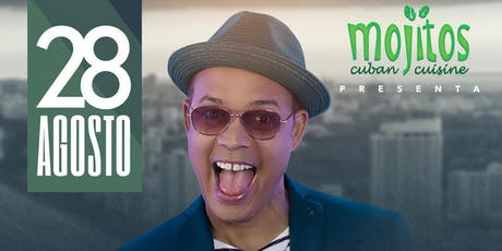 """""""ALEXIS VALDES"""" MOJITOS CALLE 8 tickets"""