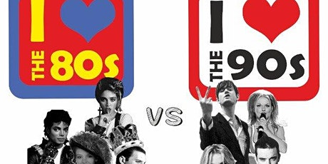 80s VS 90s NEW YEARS EVE SPECTACULAR & COSTUME PARTY @ THE BUFFALO ROSE! tickets