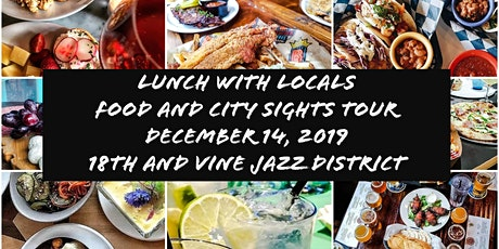 Lunch with Locals explores Historic 18th and Vine Jazz District tickets