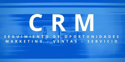 Lanzamiento Revista RK7 - Certificación en CRM