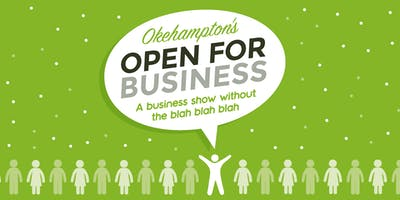 Okehampton's Open For Business