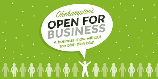 Okehampton's Open For Business