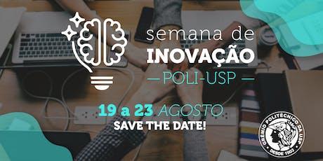 Semana de Inovação da Poli ingressos