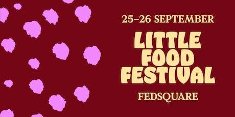 Little Food Festival tickets