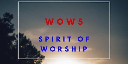Wonders Of Worship 5
