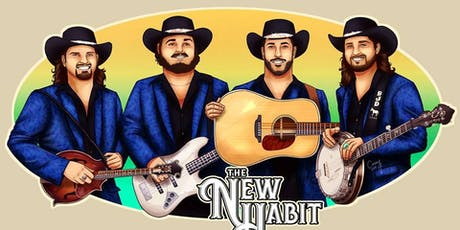 The New Habit Band tickets
