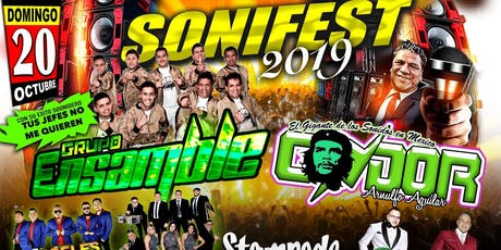 Sonifest 2019 tickets