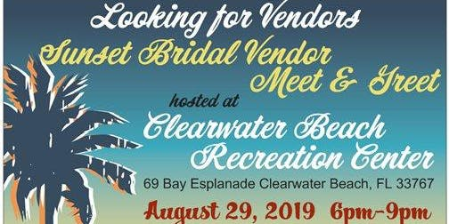 Sunset Bridal Vendor Meet & Greet~ Vendor Info