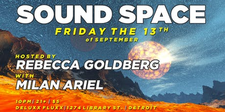 SOUND SPACE 11 tickets