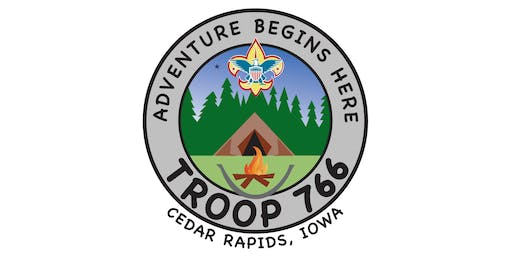 Troop 766 September Campout @ George Wyth State Park 9/20–9/22