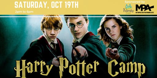 Harry Potter Day Camp