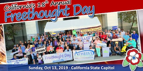 California Freethought Day 2019 tickets
