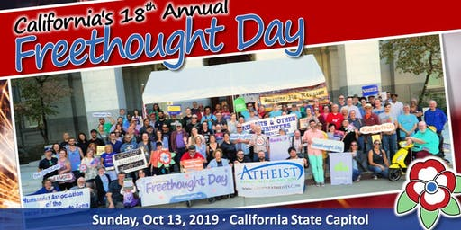 California Freethought Day 2019