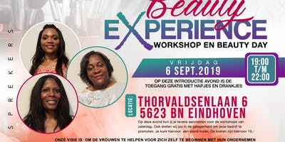 Beauty experience 2019