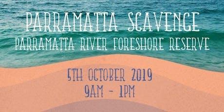 Parramatta Riverside Scavenge tickets
