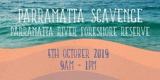 Parramatta Riverside Scavenge