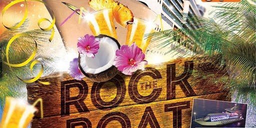 Labor Day Weekend Rock The Boat Cruise At Hybrid Yacht