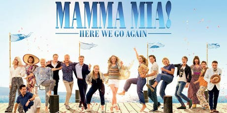 Folly Avenue Film Club presents Mamma Mia, Here We Go Again for I Support the Girls tickets